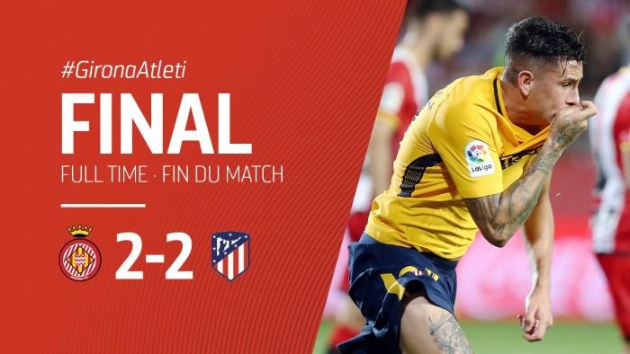 Un Atlético aux deux visages