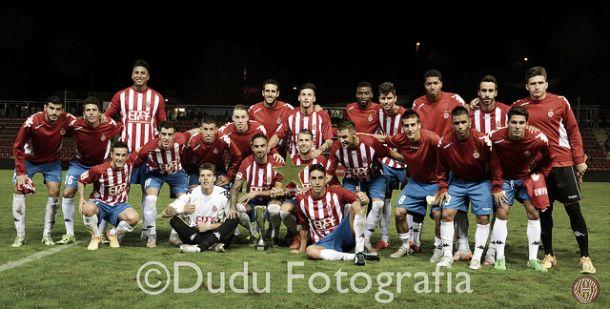 Girona FC 2015/2016: la plantilla