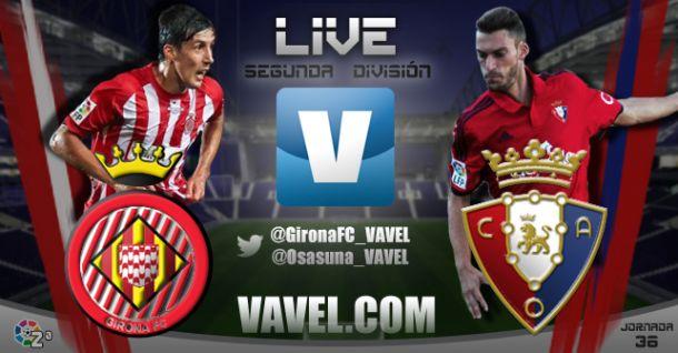 Resultado Girona - Osasuna (3-0)