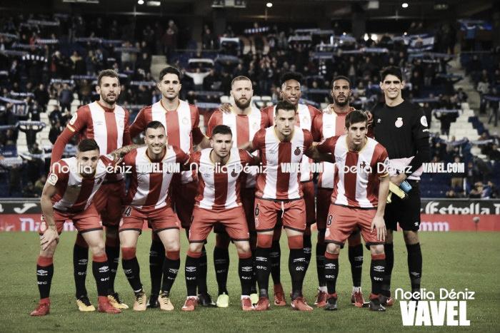 El fútbol del Girona: juego directo, laterales y posesiones cortas