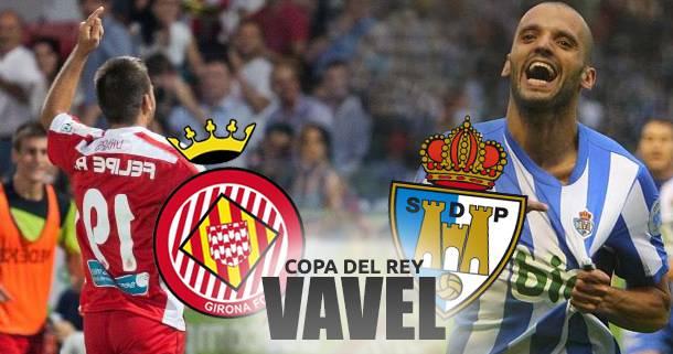 El Girona se enfrentará a la SD Ponferradina en segunda ronda de Copa del Rey