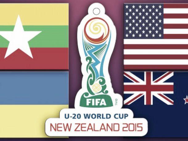 Mondiale Under 20, domenica si parte. Ecco il Girone A