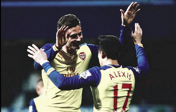 QPR 1-2 Arsenal: Arsenal remain in 3rd after tough win against QPR