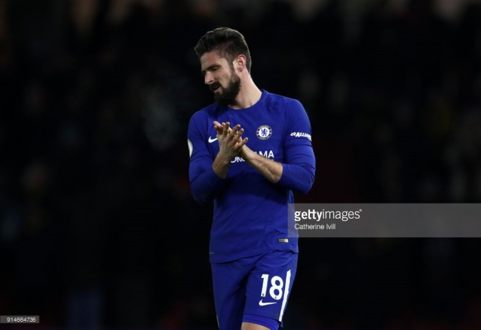 Olivier Giroud and the problem with signing older strikers