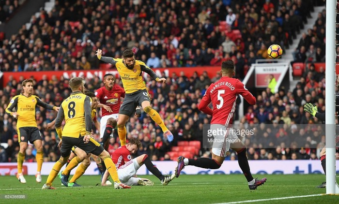 Manchester United 1-1 Arsenal Analysis: Mourinho denied by faltering Gunners