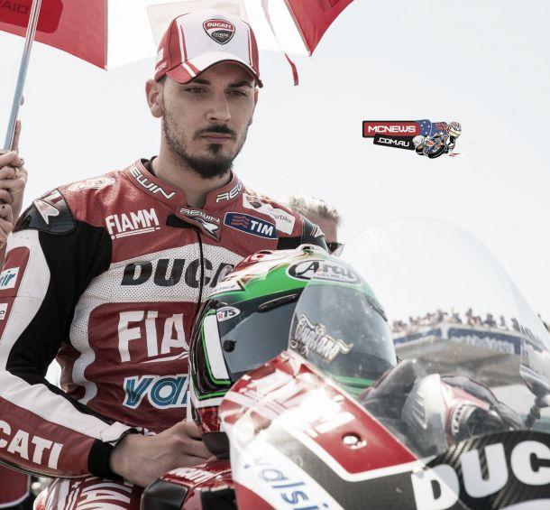 """Davide Giugliano: """"Estoy algo preocupado con el ritmo de carrera"""""""