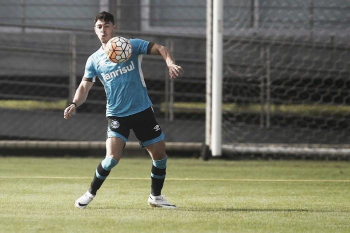 """Giuliano exalta força do grupo gremista: """"Foi a vitória de uma grande atuação"""""""