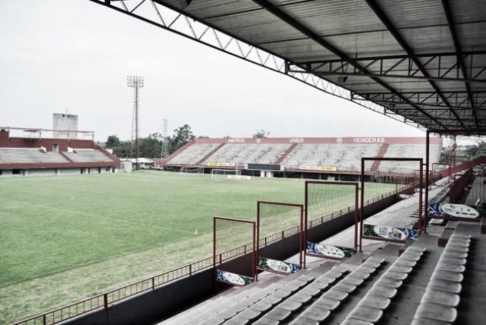 Após atraso nas obras, Edson Passos receberá duelo entre Fluminense e Coritiba