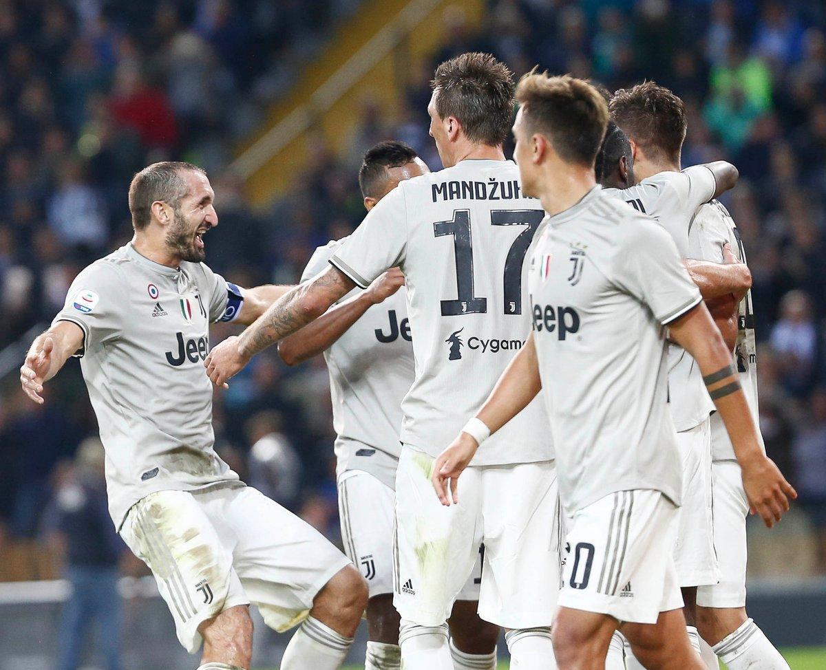 Serie A - La Juve continua a convincere