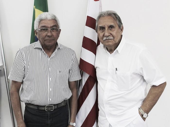 Substituto na vaga de Gallo, Givanildo Oliveira é apresentado no Náutico