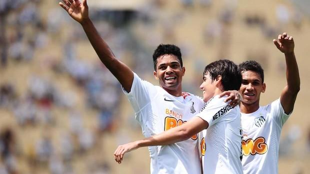 Santos bate Goiás e é o campeão da Copa São Paulo de Futebol Júnior