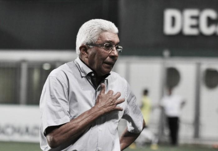 Givanildo Oliveira relaciona 20 jogadores para o confronto contra Bahia pela Copa do Brasil