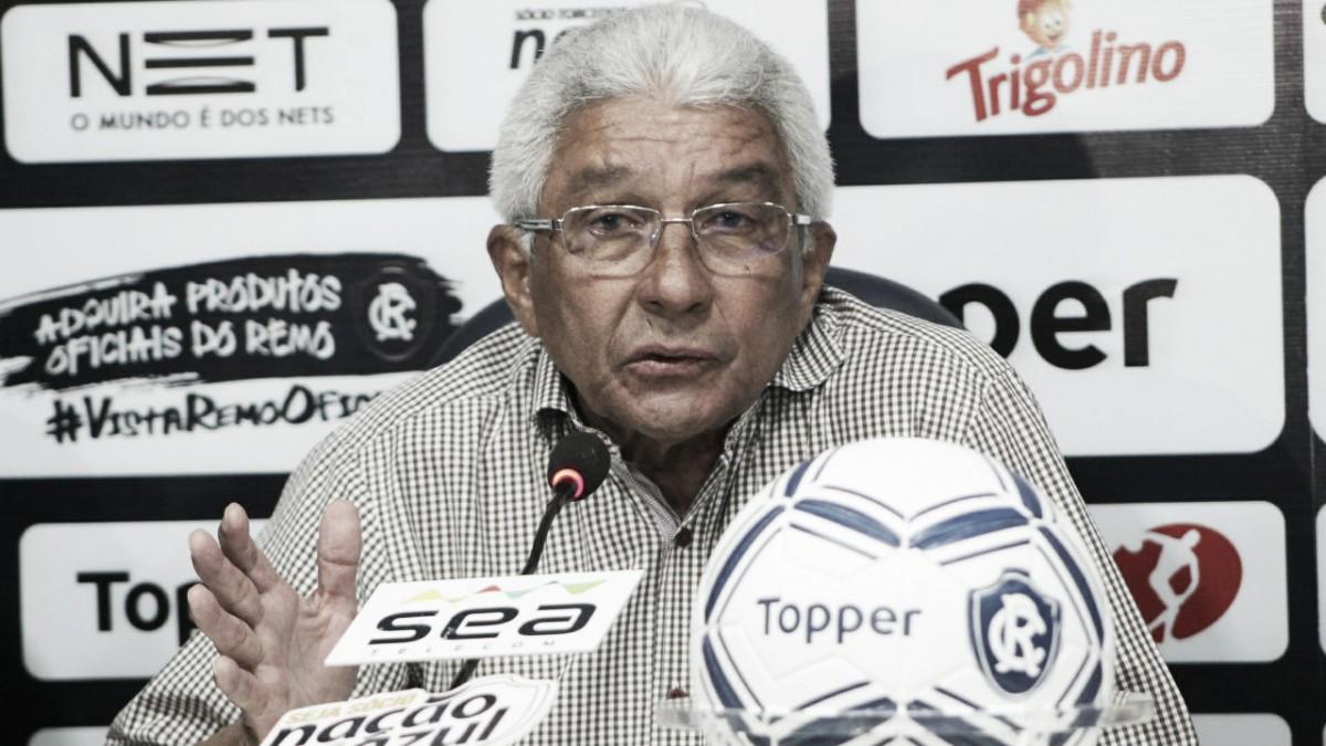 """Givanildo Oliveira justifica acerto com Remo: """"Estou com vontade de trabalhar"""""""