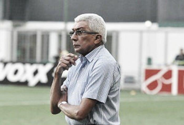 """Givanildo lamenta erros do América em jogo contra o Vitória: """"Deixamos o empate acontecer"""""""