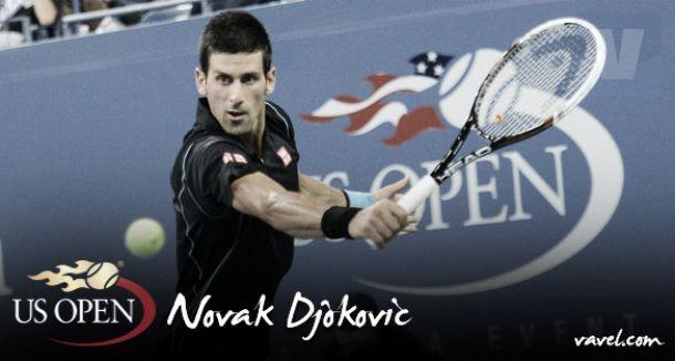 US Open 2015. Novak Djokovic: el monarca busca imponer su régimen de nuevo