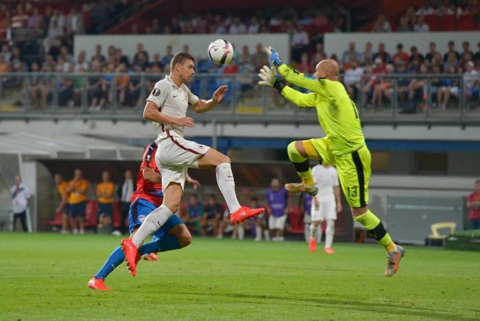 Previa AS Roma - Viktoria Plzeň: los dos polos del Grupo E