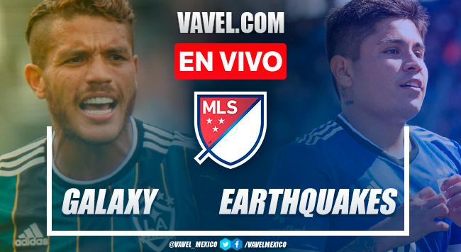 Resumen y goles: LA Galaxy 1-2 San José Earthquakes en MLS 2021