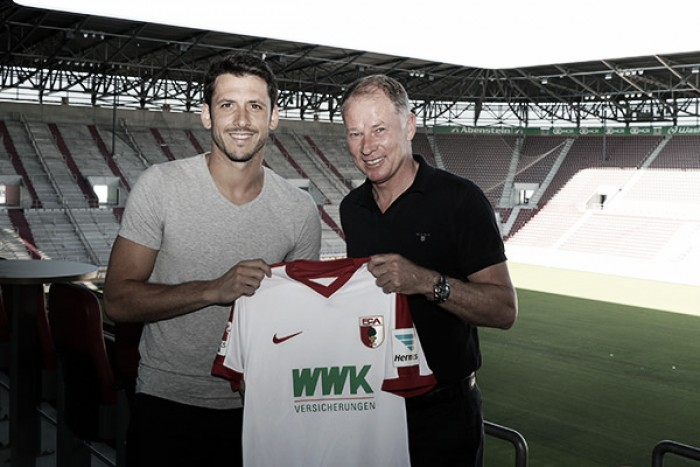 Kacar completes Augsburg move