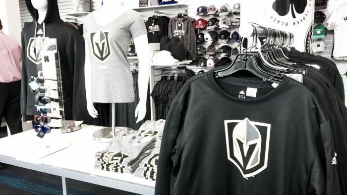 La NHL no ve problemas con la marca y el logo de los Golden Knights