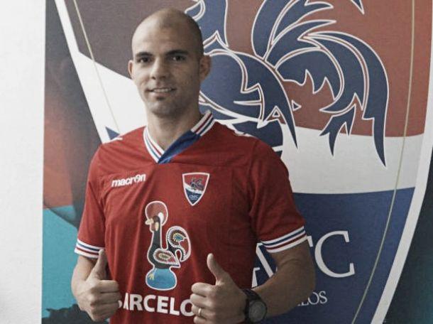 Gladstone retorna ao futebol nacional para reforçar o Gil Vicente