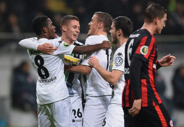 Borussia Monchegladbach vs Frankfurt: Foals look to bounce back from loss against relegation battling Frankfurt