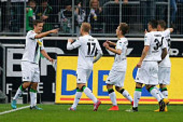 'Gladbach 1-1 Mainz: Contentious penalty gives Mainz a point
