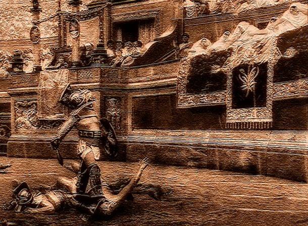 El anfiteatro romano de Gades