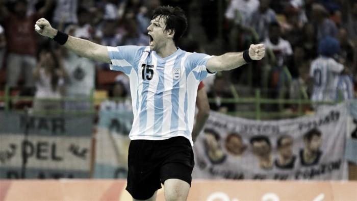Río 2016: 'Los Gladiadores' consiguieron su primer triunfo y van por la clasificación