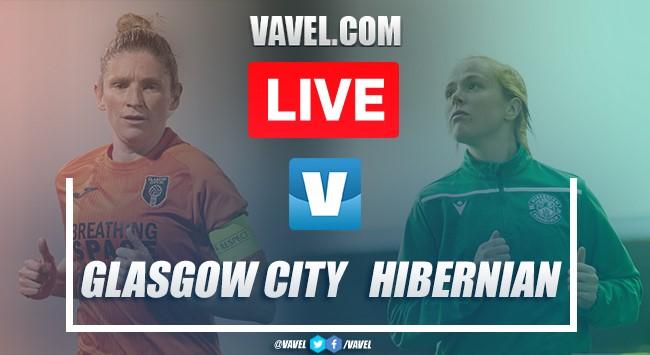 Glasgow City vs Hibs: LIVE Updates (SSE Scottish Women's Cup Final)