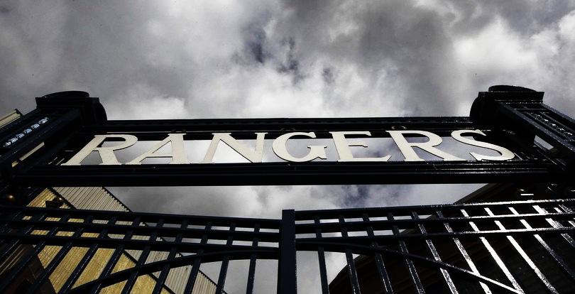 El Glasgow Rangers, a punto de desaparecer