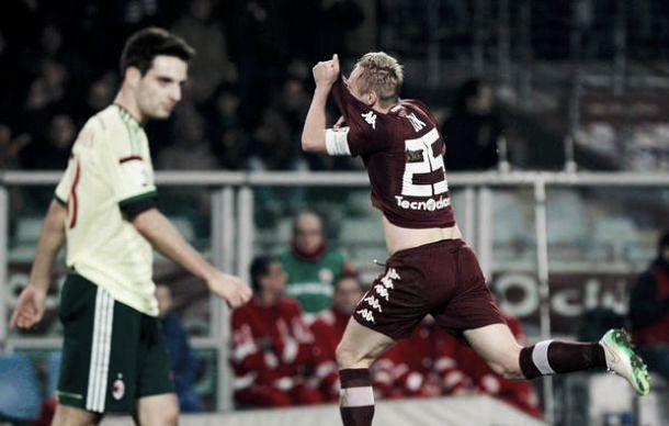 Poco Milan, col Torino è 1-1