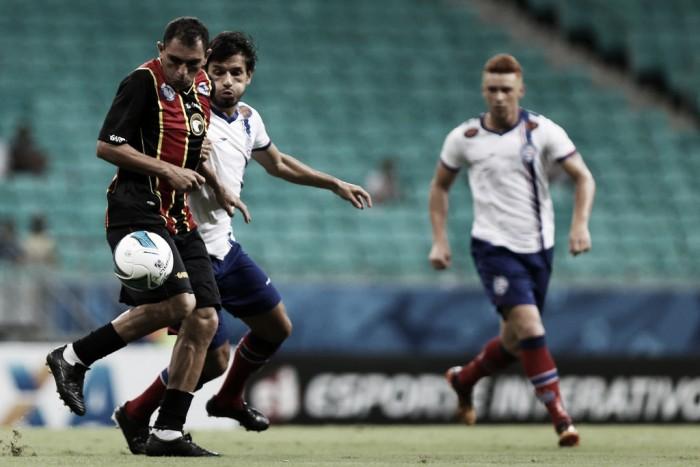 Buscando confiança na temporada, Bahia e Globo-RN fazem estreia na Copa do Brasil