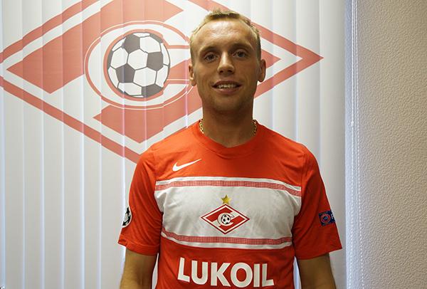 El Spartak contrata a Glushakov
