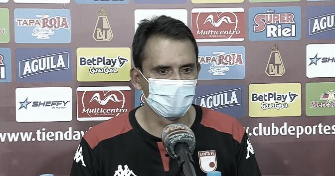 """Grigori Méndez: """"Tenemos un objetivo claro, entrar a los ocho"""""""