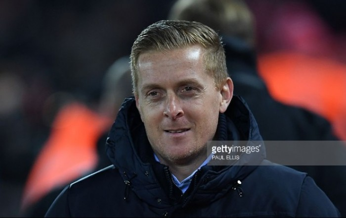 Leeds United manager Garry Monk praises team despite Liverpool defeat