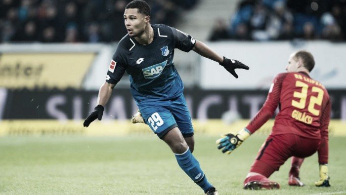Hoffenheim afasta má fase ao golear Leipzig e sobe na tabela