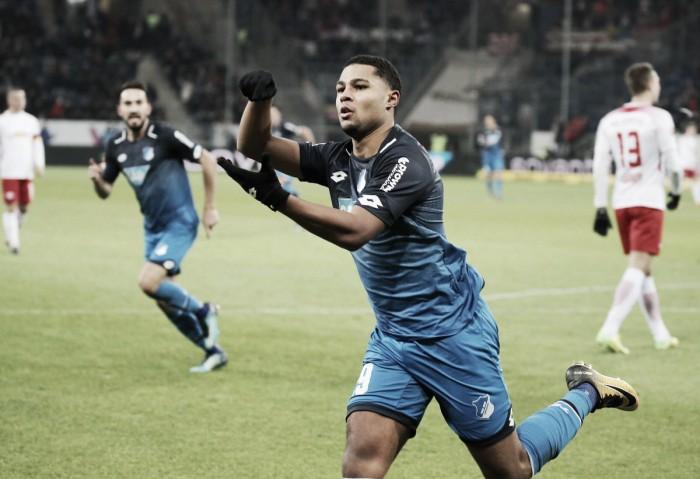 Goleada del Hoffenheim a un desconocido Leipzig