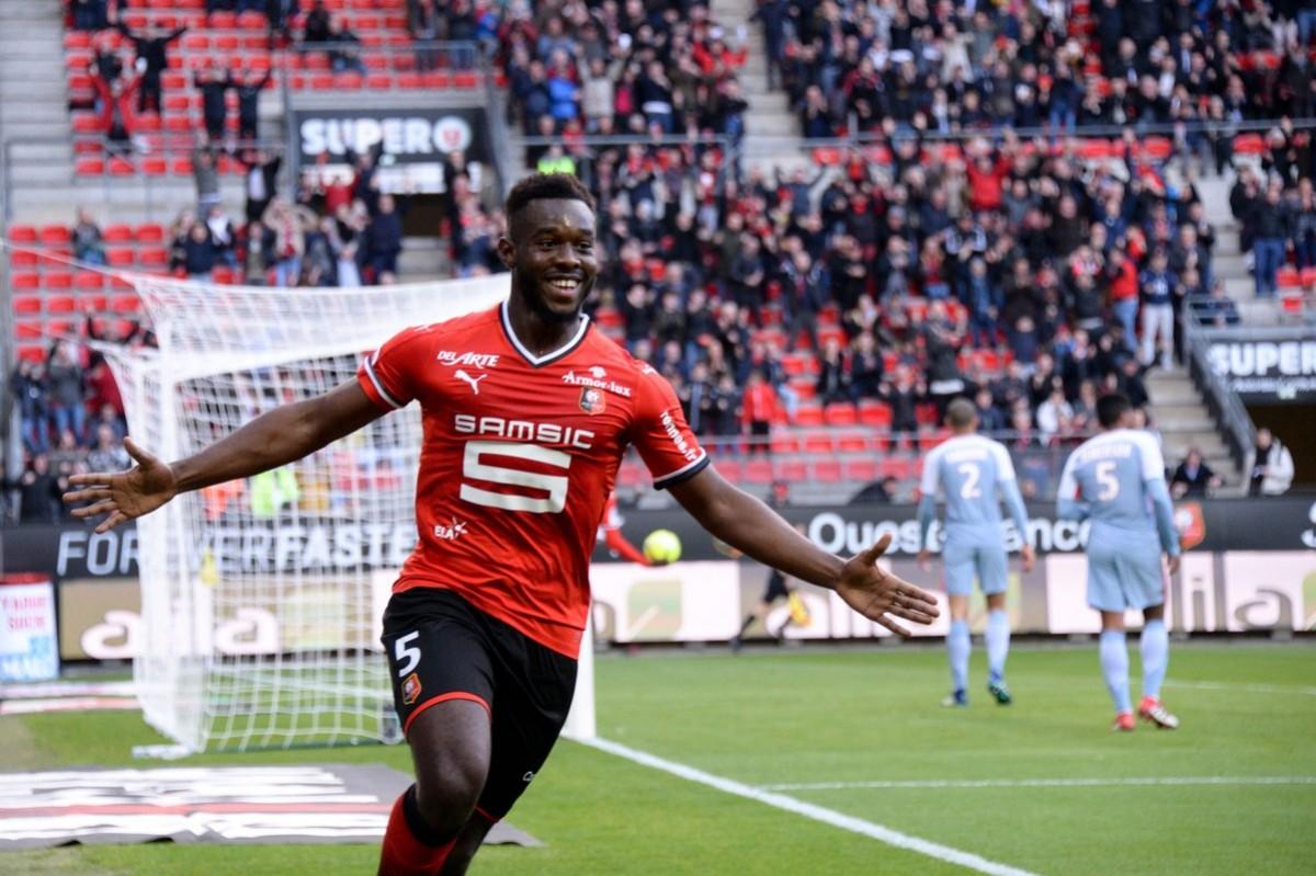 Rennes seul 5ème !