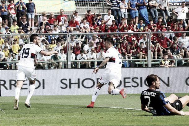 Genoa, continua il sogno. Atalanta, sconfitta indolore. Le parole dei protagonisti