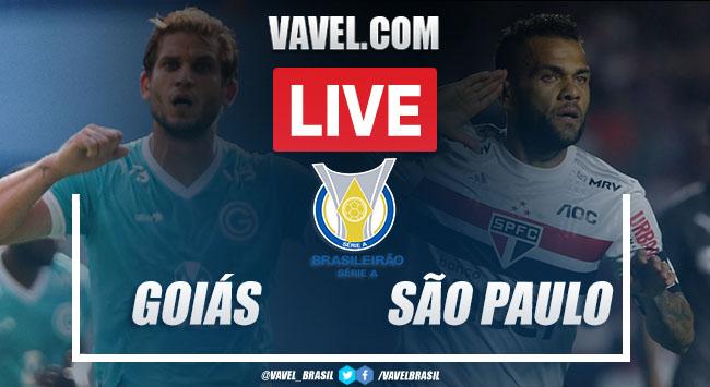 Goiás x São Paulo: partida suspensa!