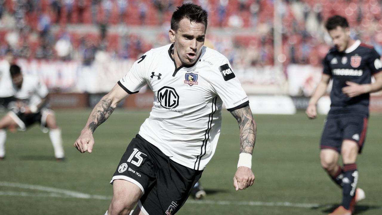 """Pablo Mouche: """"Me gustaría volver a Boca"""""""