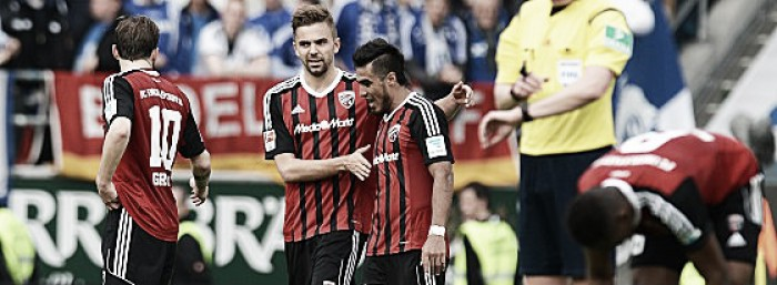 FC Ingolstadt 04 3-0 Schalke 04: Schanzer shock sorry Schalke