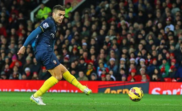 Manchester United 0-1 Southampton: Saints steal first Old Trafford win through only shot on target