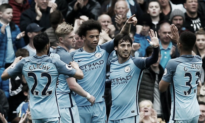 Premier League, per il Man City sospiro di sollievo: Leicester battuto 2-1