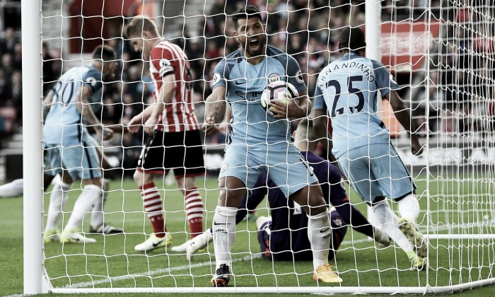 Premier League, il City sul velluto al St. Mary's: Southampton battuto 3-0