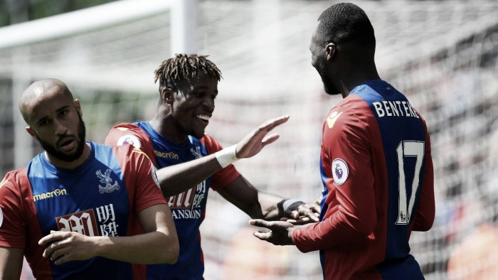 Premier League, Crystal Palace-Hull City 4-0: Eagles salve, Tigers in Championship