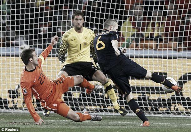 11 de Julho de 2010: Espanha sagrou-se campeã do mundo há cinco anos