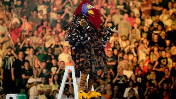 WWE: Mark Calaway Almost Debuted As The Gobbledy Gooker And Not The Undertaker