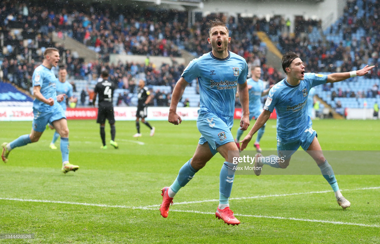 Coventry City 4-1 Fulham: Mark Robins' men mean business