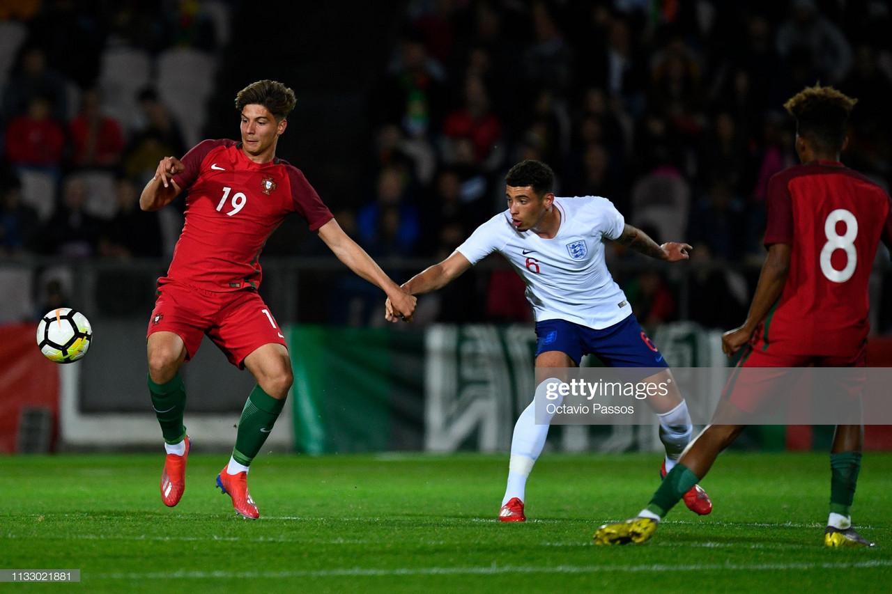 Ben Godfrey: England's next star defender?